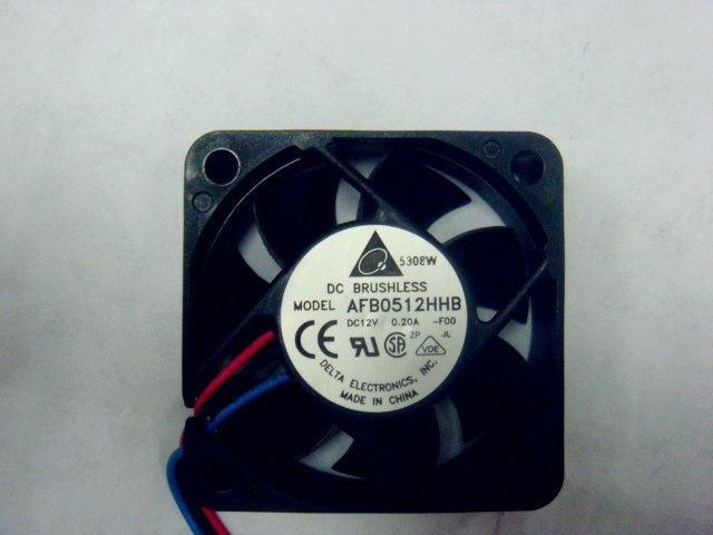 Electronic Component Custom Computer Accessories AFB0512HHB Delta DC Fan