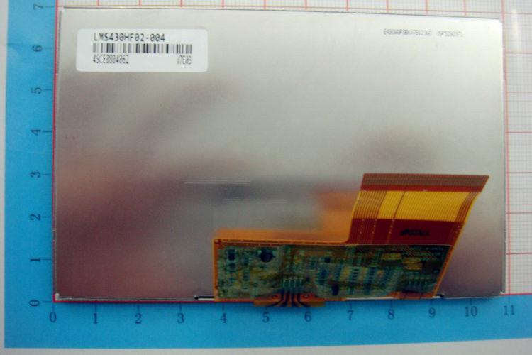 Dust Proof Full HD TFT LCD Display LMS430HF02-004 TFT Monitors Accessories