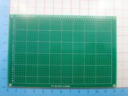 Electronic Integrated Circuit Components Solar PCB PCB BOARD 8X12CM