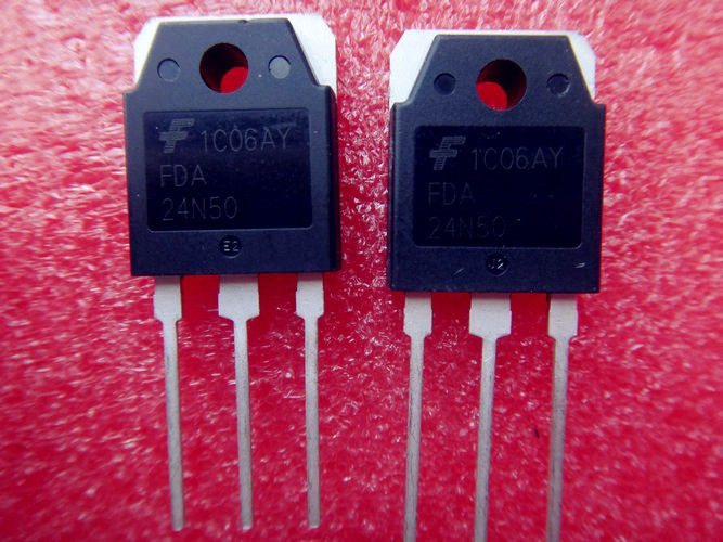 Electronic Integrated Circuits FDA24N50 MOSFET UniFET 500V