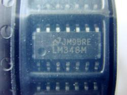 Digital Integrated Circuits LM348M Operational Amplifiers - Op Amps Quad 741 Op Amp 14-SOIC 0 to 70