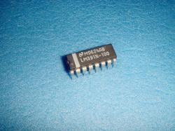 Digital Integrated Circuits LM391N-100 Audio Amplifiers