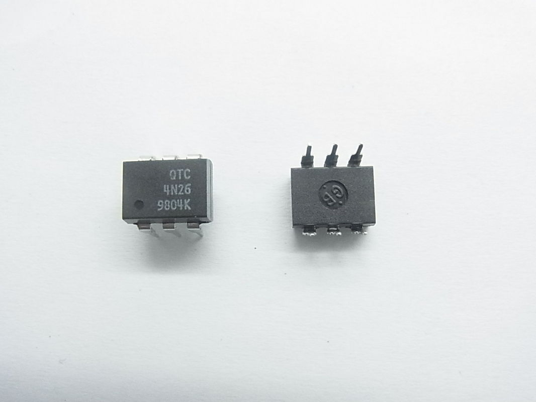 High Quality Electronic Integrated Circuits Supplier We Are China Icintegrated Circuit Ic Chip Component 4n26 Transistor Output Vishay Semiconductors