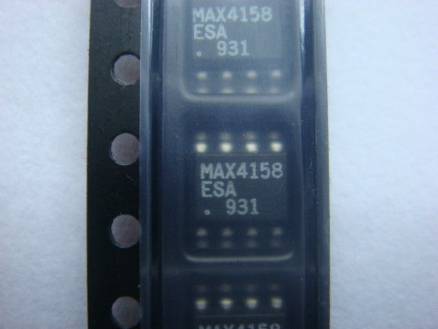 IC Integrated Circuit MAX4158ESA 350/250MHz 2Ch Video MUX-Amplifier Maxim Integrated