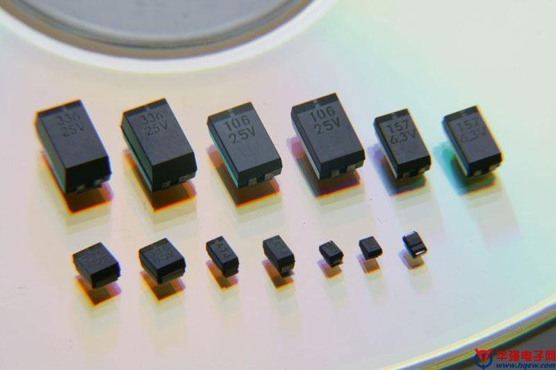 High Voltage Electrolytic Capacitors TPSA105M035R3000 SMD 1.0UF 35V 20% ESR=3000 AVX